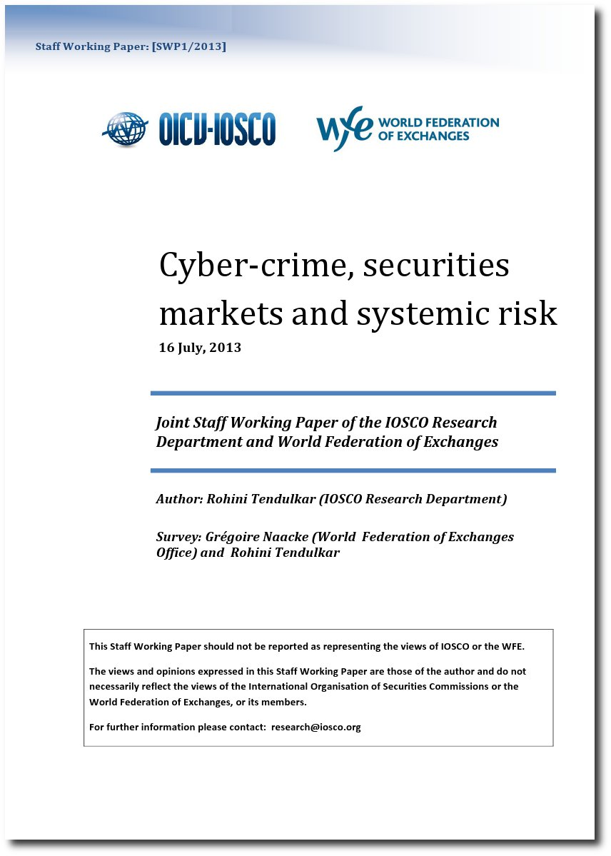 cyber crime research paper essay Method is applied to provide knowledge about cyber-crimes and network security logical methods (generalization researcher will go through various research papers.