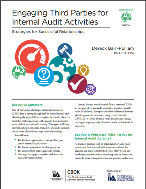 third party liability in audit This study compares the status of auditors' legal liability to third parties in seven  countries it analyzes recent legislation, regulation, and case law as well as.